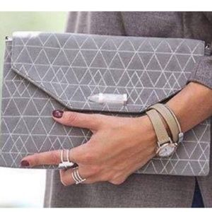 Stella&Dot City Slim Clutch